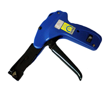 HT-218P1 Fiber Optic Equipment cable tie gun tool lock end cut flat cable with good quality