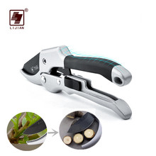 LIJIAN SK5 Pruners Garden Tools Secateurs Bonsai Fruit Tree Gardening Shears Scissors Hand Tools Pruning Shears Free Blade 1PCS