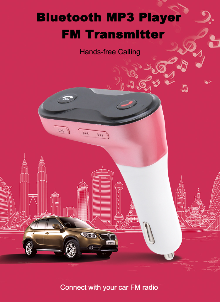 iPhone FM Transmitter charger