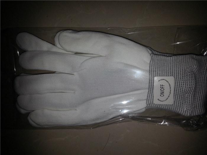 Express Free Shipping Wholesale 250pairs/lot led finger light gloves for party celebration(China (Mainland))