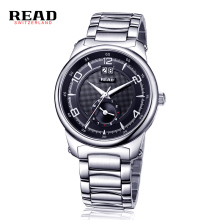 READ New Watches Men Top Luxury Brand Hot Design Military Sports Wrist watches Men Digital Quartz Men Full Steel Watch R7002G(China)