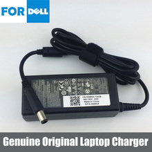 Genuine Original 18.5V AC Adapter Charger For Dell Latitude D600 D610 D620 D630 D800 D810 D820 PA-12 65w