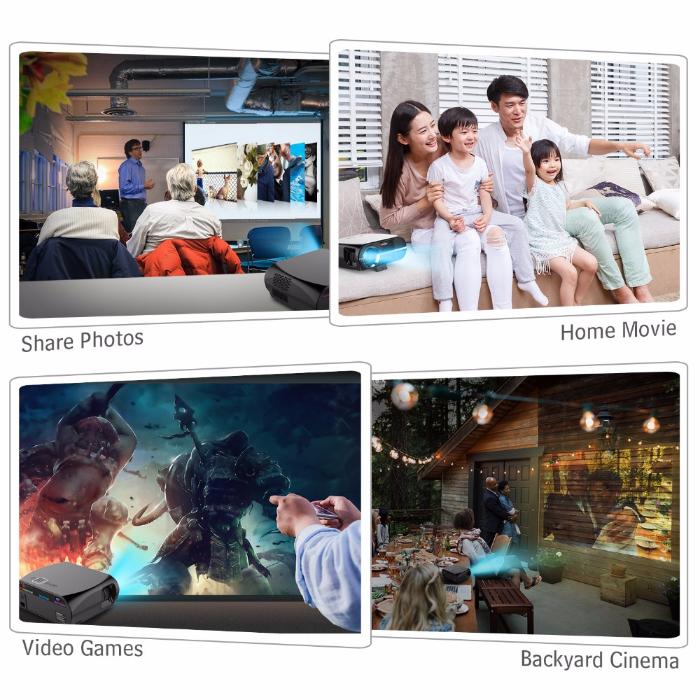 GP100 VIVIBRIGHT-new 720p projector (7)