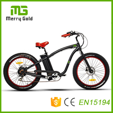 Hot sales fat tire ebikes MTB mountain bikes for adult 48v 1000w electric bicycle with 20Ah lithium battery(China)