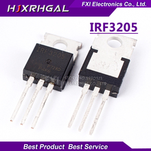 100 шт. IRF3205PBF IRF3205 К-220 TO220 HEXFET MOSFET(China)