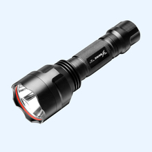 YAGE YG-311C Flashlight XP-E 500-1500LM Self Defense Cycling CREE LED Flashlight Torch light for 18650 Rechargeable Battery Lamp