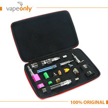Vapeonly Premium Quality E Cigarette Zipper Carrying Case Big Size Storage Travel Bag Case with Weft Knitting Design