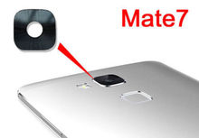 Back Rear Camera Really 100% Orignal True Glass Lens+Adhesive Tape For HUAWEI MATE 7 8 9 Honor 7 4A in stock + tracking(China)