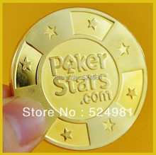 Card Protector, Texas Holdem Accessories, Poker Stars.com (G) Poker Chips
