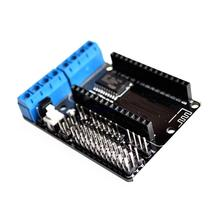 Motor Shield Board L293D for ESP-12E from ESP8266 esp 12E kit diy rc toy wifi rc smart car remote control