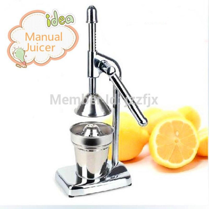 new hand press juicer extractor manual fruit juice machine juice press device<br>