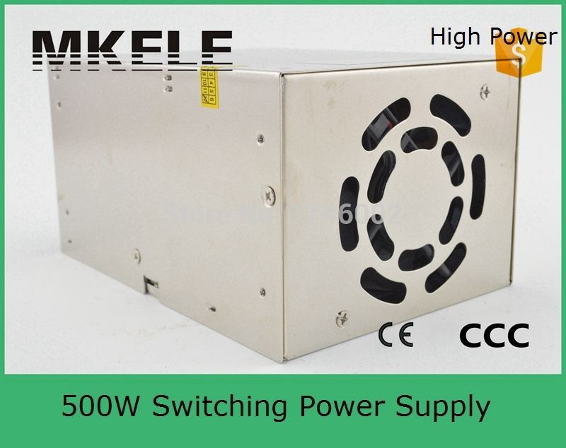 low price multi terminals high power 13.5v SP-500-13.5 36A 500w CE DC output switching power supply with PFC Power Equipment <br><br>Aliexpress