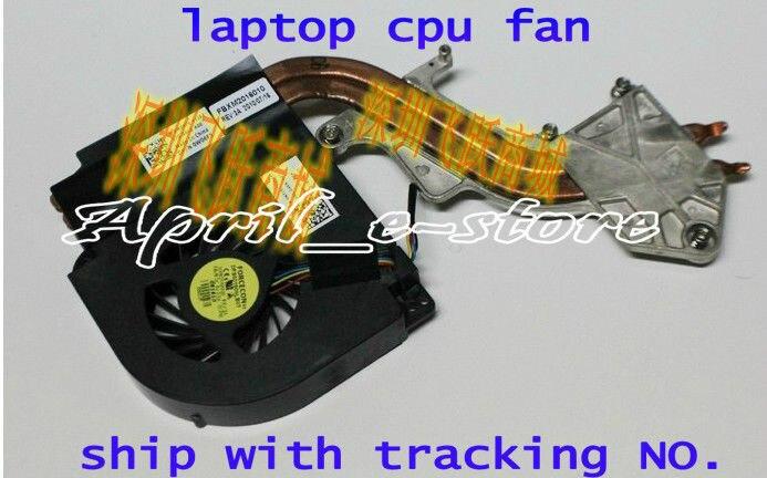 Origina for Dell Precision M6400 M6500 CPU Fan Heatsink - W227F N7J57 0N7J57 ,Free shipping ! !<br>