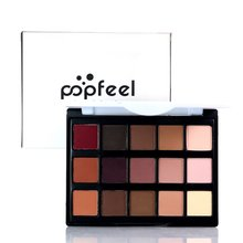 15 Color Cosmetics Matte Natural Eye Shadow Palette Naked EyeShadow Nude Eyelid Waterproof Eye Makeup