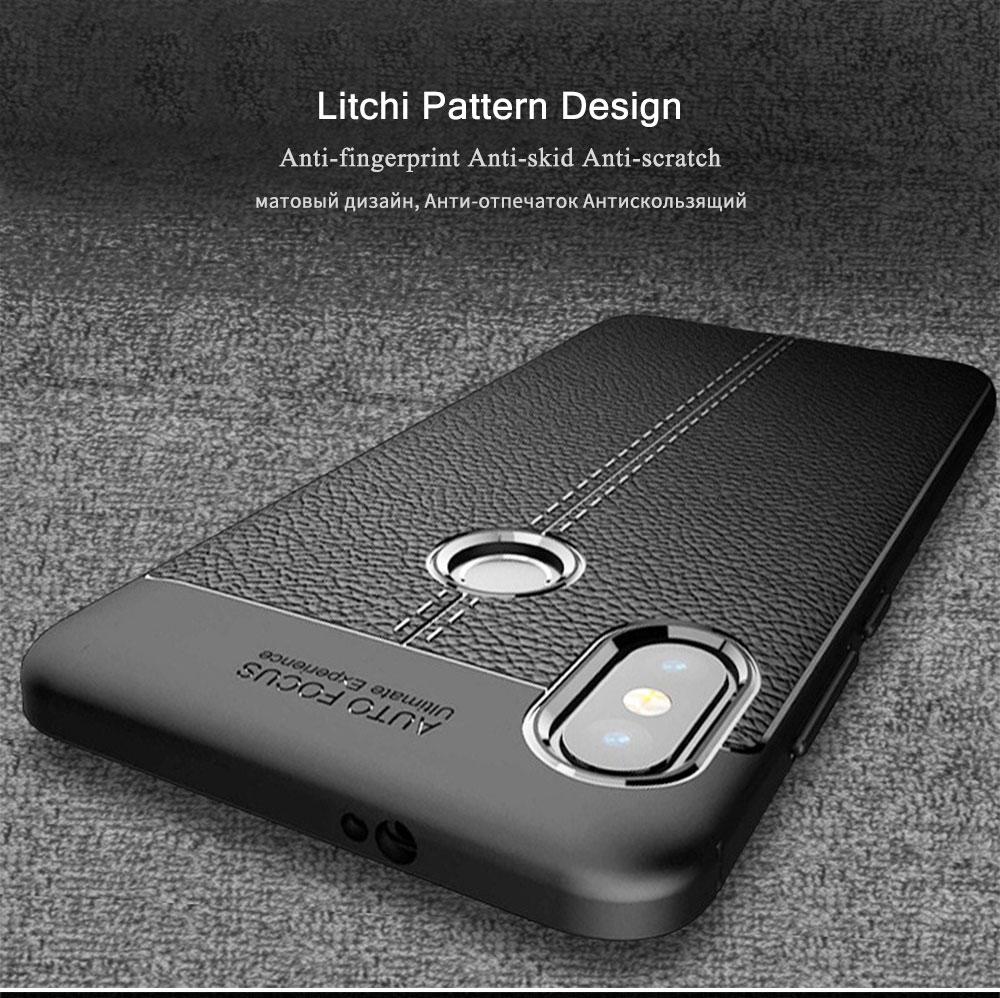 Xiaomi Redmi Note 5 Pro Case Note 5 غطاء هاتف 3