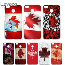 Lavaza Canada Flag Cover Case for Xiaomi Redmi Note 2 3 4 Pro Prime 4A 4X 3S Mi 5 5S 6 Plus mi6 mi5 S mi5s Cases(China)