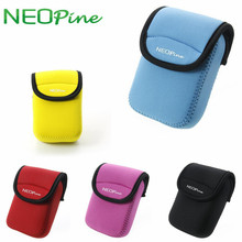 NEOPINE Universal Camera Bag Case Neoprene Soft For Canon SX700HS SX710 SX720 SX275 SX280 SX260 SX240 N100 G7X G7X NE-U1(China)