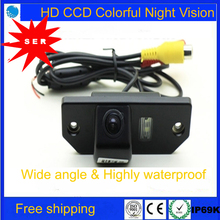 Promotion Sony CCD Special Car Rear View Reverse backup Camera rearview reversing for Ford Focus Sedan | C-MAX | MONDEO(China)