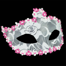 2017 Sexy Crown Elegant Eye Half face mask Masquerade Party masks For Ball Carnival Fancy dress Costume Party for men female