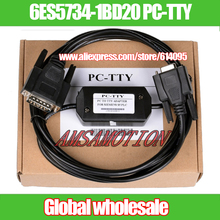 1pcs 6ES5734-1BD20 PC-TTY PC to TTY Adapter Programming Cable for SIMATIC S5 PLC 6ES5 734-1BD20