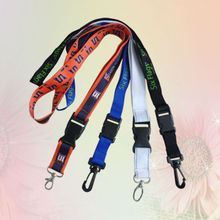 2.0*90cm custom lanyard sublimated lanyard logo lanyard price list mass production heat transfer