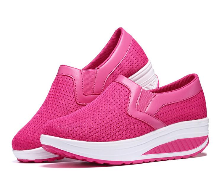 RS 3308 (21) 2017 Autumn Women's Platform Shoes