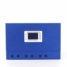 100A LCD MPPT Solar Charge Controller 12/24/36/48V Auto Work 150VDC input Lan/RS232 communication