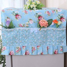 High Quality Refrigerator cover cotton cloth dust cover fridge towel dust cover Freezer refrigerator Organize Storage Bags