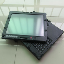 used laptop computer x201t i7 4g touch screen for car diagnostic ram 4g without hard disk one year warranty