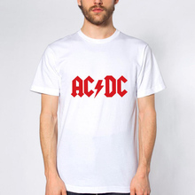 AC DC Bell Skull Mens brand t-shirts Chain acdc bell Got Gonna Take Ya Hell Casual Brand Men t shirt tops tees - WHWonline Store store