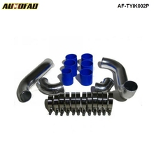 AUTOFAB - MR2 stainless steel or aluminium made turbo Intercooler piping kits for TOYOTA AF-TYIK002P(China)