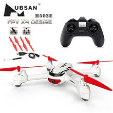 Hubsan H502E X4 Mini Drone with Camera HD 720P 4CH GPS Altitude RC Helicopter Professional Aircraft Quadcopter RTF Mode Gyro^