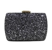 Crystal Bag Diamond Women Evening Clutches Bag Hardcase Party Handbag Bridal Purse Wedding Clutch Bag Gold