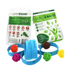 4Bags=20pcs /lot Non woven mosquito wristband With Low Price,anti mosquito bracelet for kids Insect Repellent