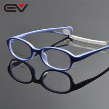Eye glasses frames for kids lentes opticos optical frame spectacle frame sport oculos grau oculos de grau feminino EV1064(China)