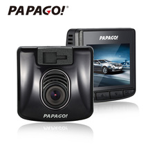 PAPAGO F15 Car DVR Camera Dash Cam Full HD 1080P Novatek 96223 2' LCD 125 Degree Angle Video Recorder Hidden Mini Camera Dashcam(China)