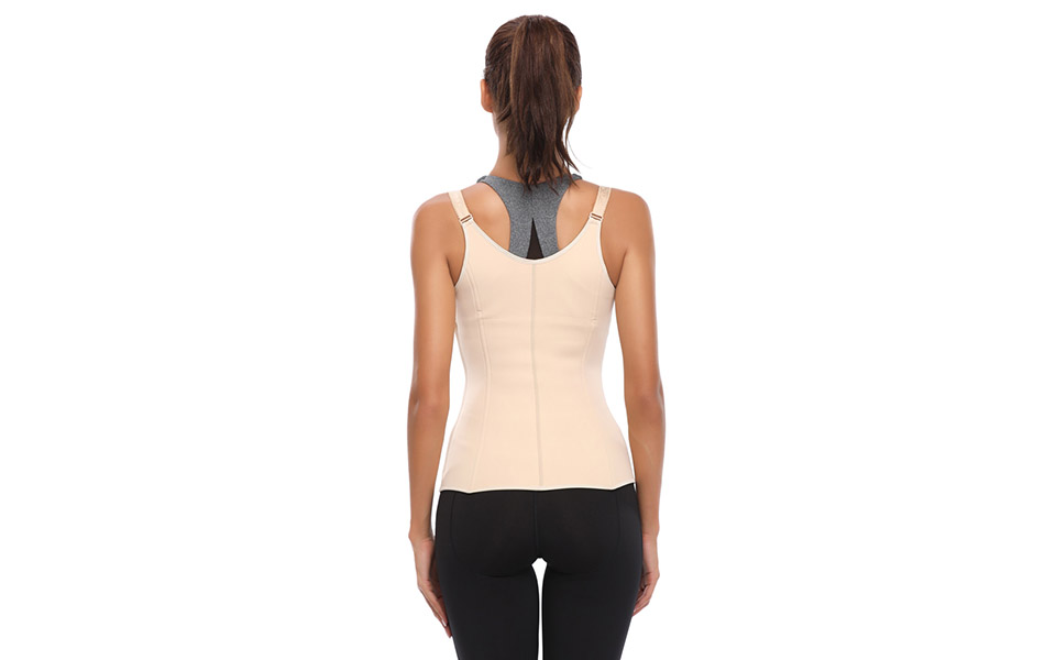 Waist Trainer Neoprene Waist Trainer Body Shaper Slimming Woman Body Corset Vest Shapewear Weight Loss Waist Shaper Plus Size (13)
