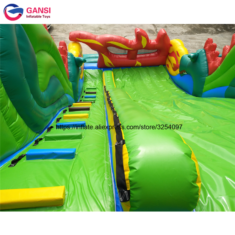 inflatable bounce slide58