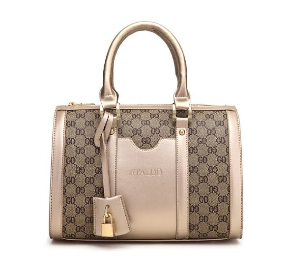2017New package printing Women bag Europe and the United States fashion womens handbags Send a packet Dropship<br>