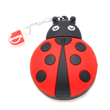 Pen Drive USB Flash Dirve Ladybug 64GB USB 2.0 USB Stick Pendrive U Disk Flash Memory Storage 32GB 16GB 8GB 4GB Gifts Insect(China)