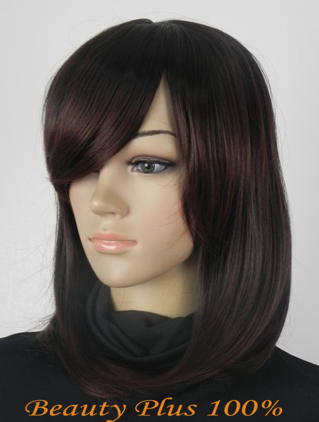Synthetic Wigs Fashion Style Short Wigs For Black Women Classic HairStyle African American Synthetic Hair Wigs Cosplay Wigs<br><br>Aliexpress