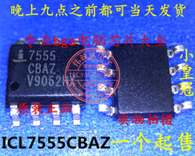 Free shipping  ICL7555CBAZ-T 7555CBAZ 7555 INTERSIL SOP8