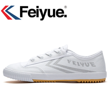 France Original edition new 2017 Feiyue shoes Kungfu Shaolin Sneakers Martial Temple popular and comfortable shoes(China)