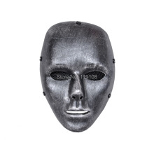 2014 Christmas Gift Airsoft Paintball Face mask  Ghost Trot Gray