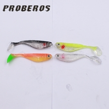 Hot sell Cheap simulation winter 1pcs fake  Artificial Soft Bait with Fishy smell mucus 3D eyes Lifelike Lures attract fish