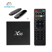 Andriod TV Box X96 Amlogic S905X Quad Core Android 6.0 Marshmallow Smart BOX 1/2G 8/16G Set-top Box PK X92 NEXBOX A95X V88