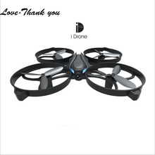 Love Thank You I3hw Original RC Helicopter Quad Copter Mini Drone With Camera 2.0MP Wifi HelicopterBest Toys For Kids(China)
