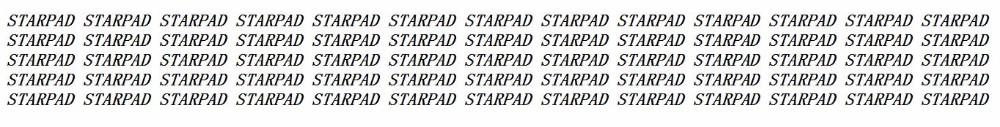 LOGO STARPAD