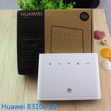 Unlock Huawei 4G Router B310 LTE CPE 4G Router with SIM Card Slot