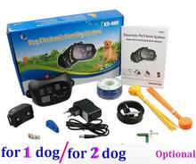 5pcs/lot * Pet Safe Fence System Automatic Dog Pet Rechargeable and Waterproof Collar with Static Shock And Tone Work Mode KD660(China)